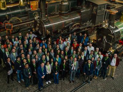 Spoorwegmuseum conference
