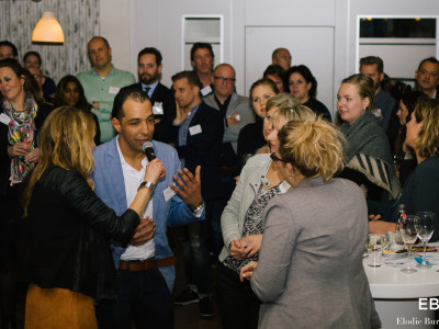 Networking event near Amsterdam
