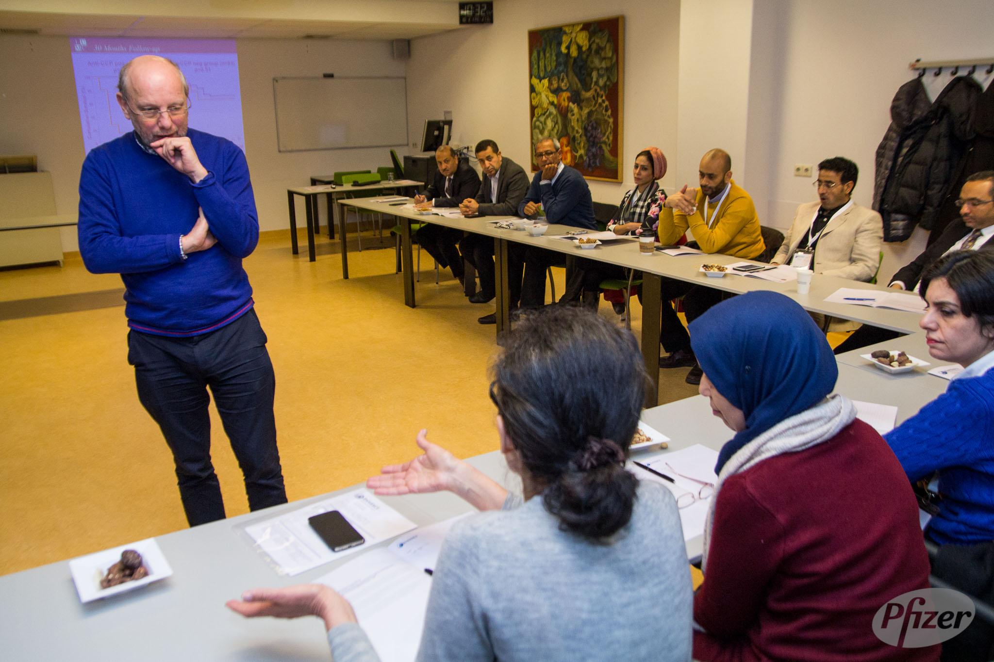 Leiden Doctor's seminar photographer